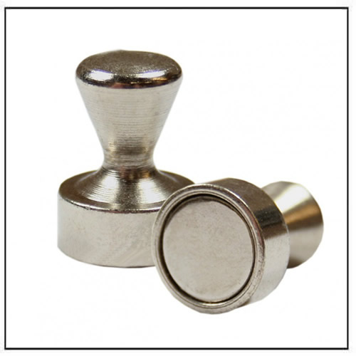 Steel Neodymium Skittle Pot Magnet
