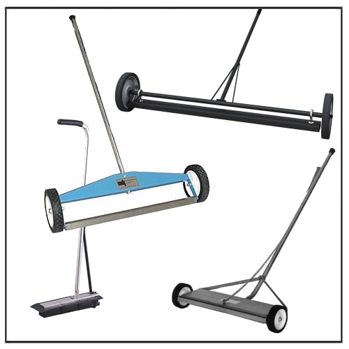 Custom Magnetic Brooms