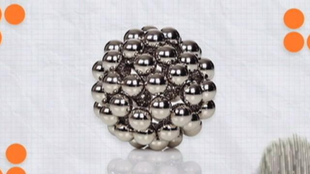 Magnet Toys buckyballs