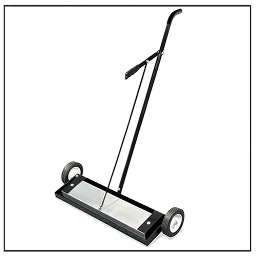 Powerful Magnetic Sweeper with Release 24inch
