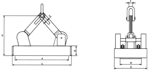 automatic-permanent-magnetic-lifting-drawing