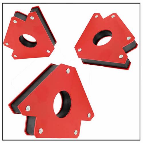 Custom Magnetic Weld Angle Holder Support
