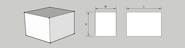 cast-alnico-block-drawing