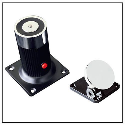 extended wall mount magnetic door holder