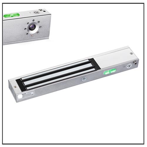 mag lock with camera