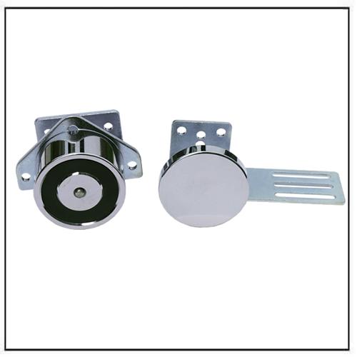 magnetic auto-door lock