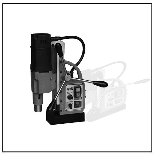magnetic drill press