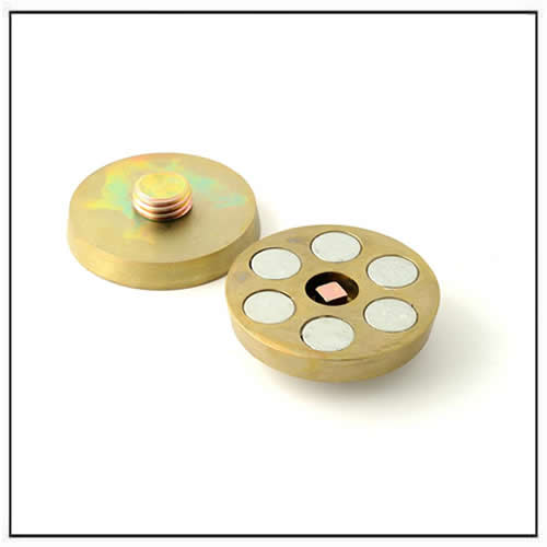 magnetic holding plate