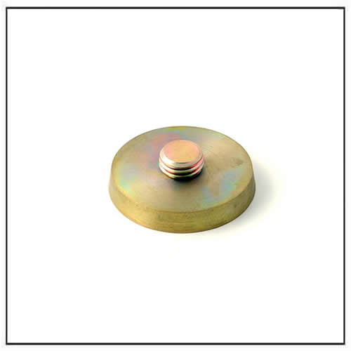 neodymium magnetic fixing-plate-thread-m20