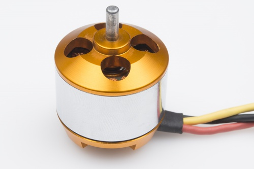 simple-brushless-motor