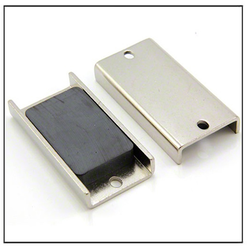 holding magnetic channel assemblies