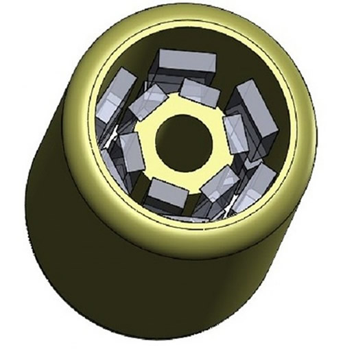 magnetic-coupling-machine