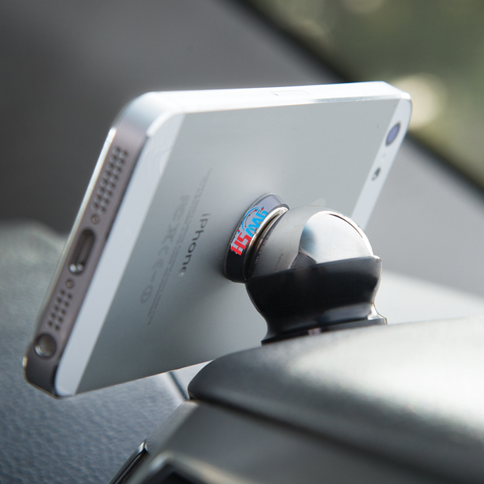 Car Mount Kit Magnetic Phone Socket