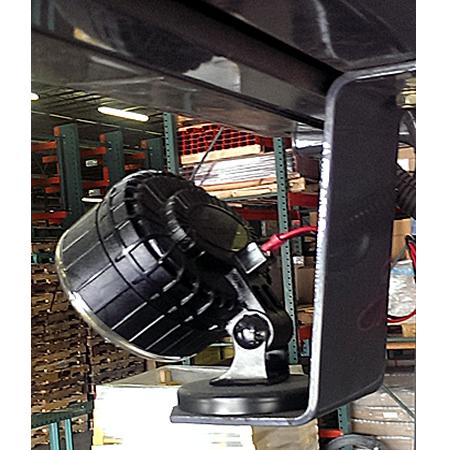 Forklift Light Mounting Magnet Magnets By Hsmag