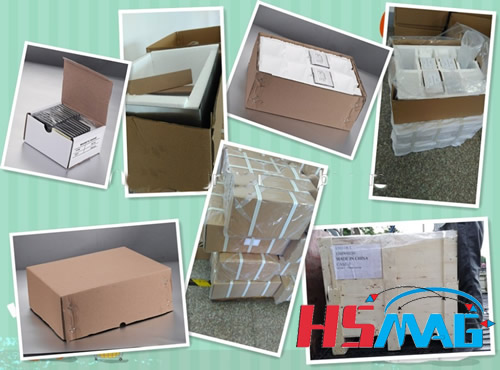 Industrial Magnet Packaging Solutions