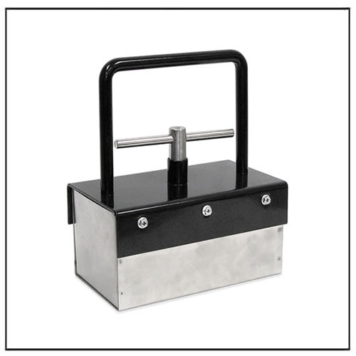 Magnetic Bulk Parts Lifter with Release