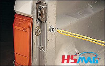 Magnetic Cord Holder Application