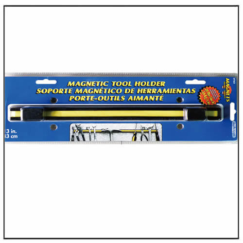magnetic tool holder strip