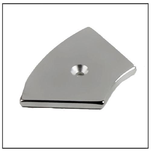 Sintered NEO Segment Countersunk Magnet