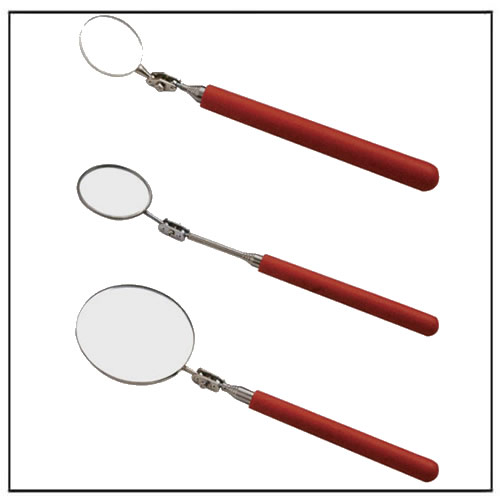 Circular Telescopic Inspection Mirrors