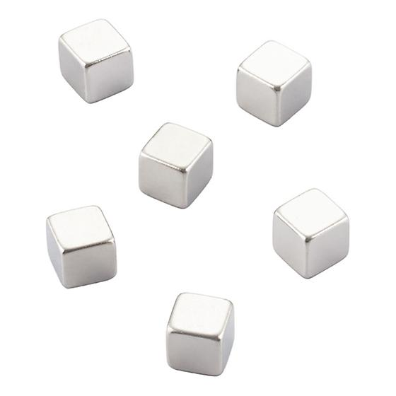 Mighty Magnetic Cubes