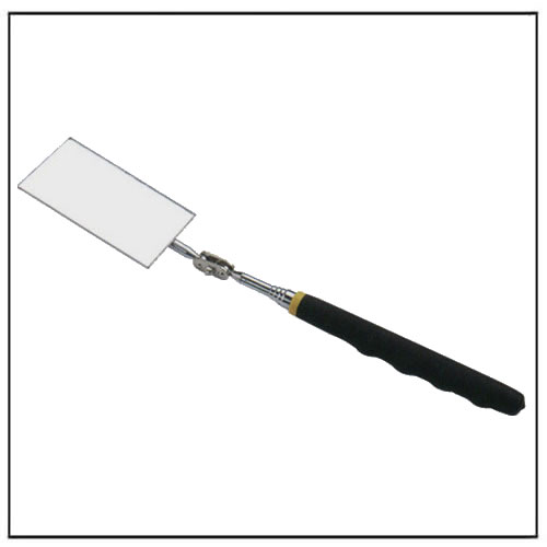 Telescopic Inspection Rectangular Mirror