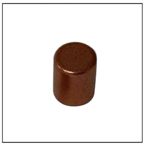 Cu Coating Neodymium Magnets Cylinder