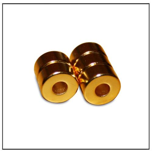 Cu Plating Neodymium Magnets