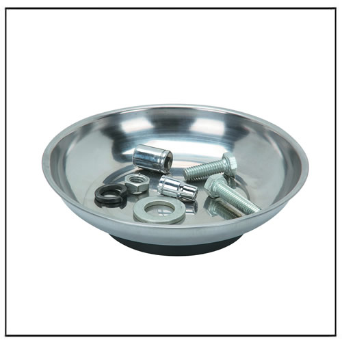 Smooth Stainless Steel Magnetic Trays