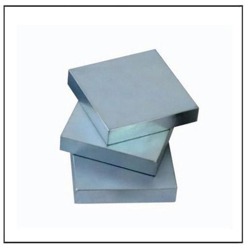 Zinc Coated Neodymium Block Magnets