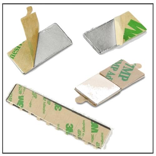 3M Self-Adhesive Block NdFeB Magnets