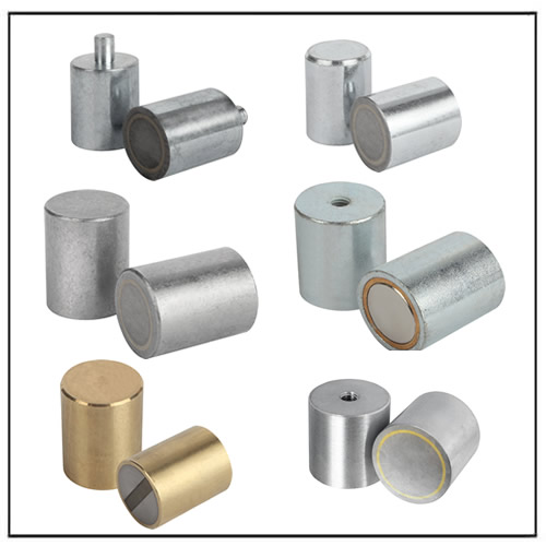 Alnico Holding Magnets