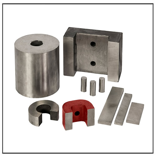 Custom Sintered Alnico Magnets