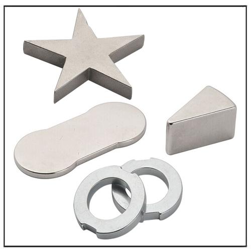 Customized Shape Neodymium Magnets