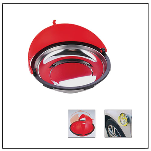 Magnetic Bowl with Plastic (ABS) Hood
