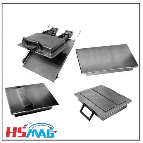 Magnetic Plate Separator