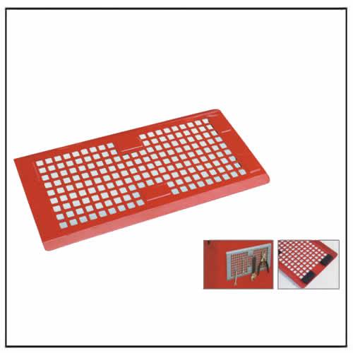 Magnetic Tool Net Rack