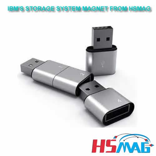 SMALLEST MAGNET & USB STORAGE SYSTEM