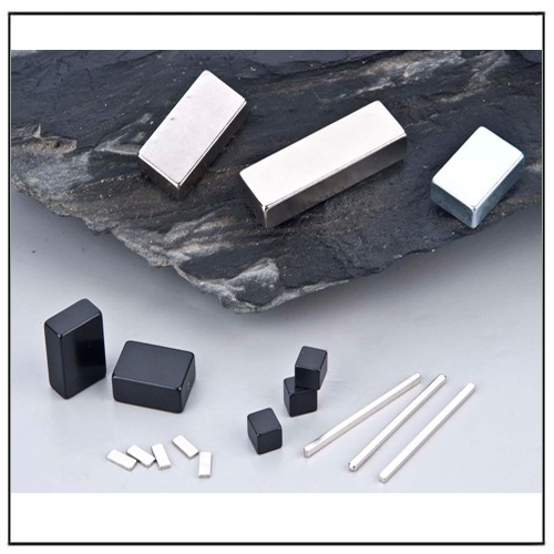 Sintered Neodymium Block Permanent Magnets