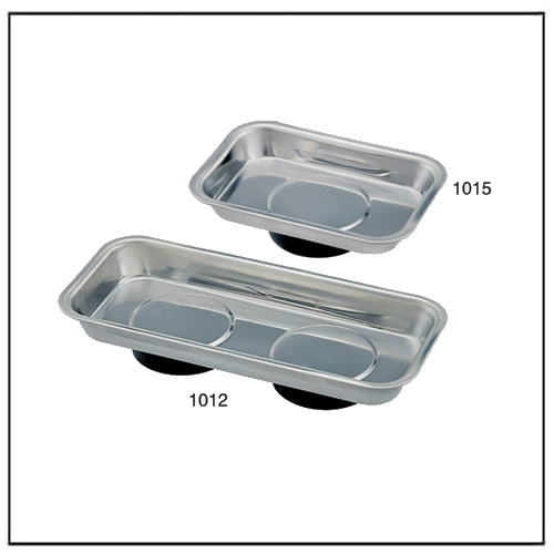 Stainless Steel Rectangular Magnetic Tray