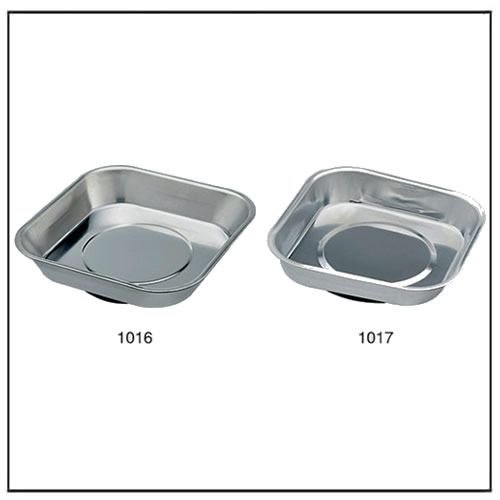Stainless Steel Square Magnetic Trays