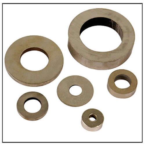 Strong Ring SmCo Magnets