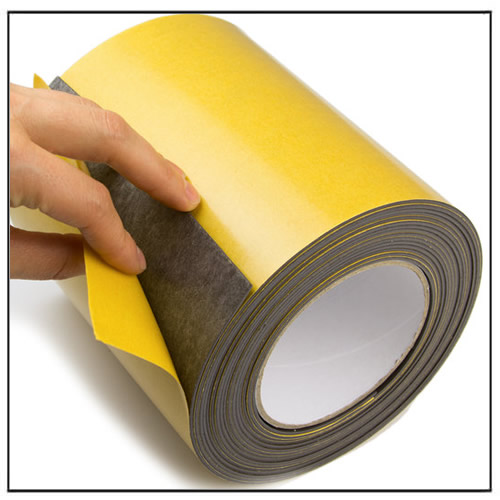 150X1.5MM Self-adhesive Magnetic Tape Roll