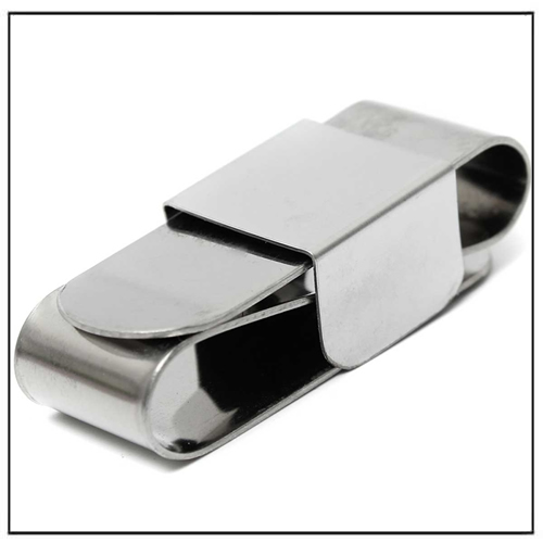 Magnetic Stainless Steel Chalk Holder