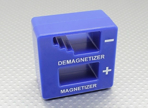 magnetizer and demagnetizer