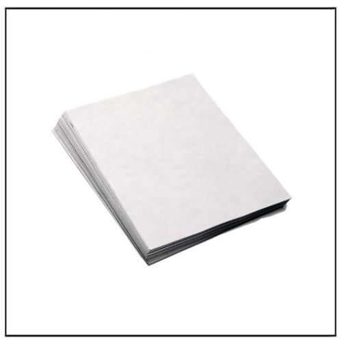 8.5 x 11 inch Indoor Adhesive Magnetic Sheeting