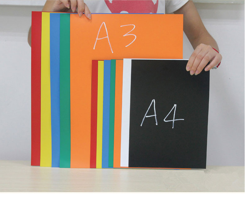 A3 A4 Colorful Rubber Magnetic Sheets