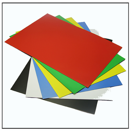 A3 Size Rubber Colorful Magnetic Sheet