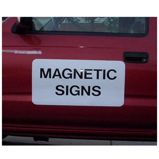 magnetic car signs are - photo #21