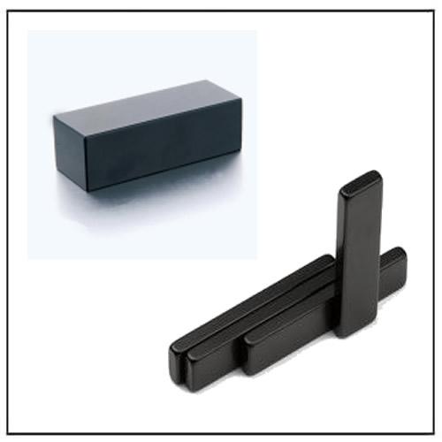 Customized Rare Earth Neodymium Block Magnets with Epoxy Coating